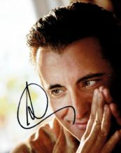 Andy Garcia Autograph Signed Photo